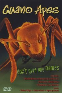 Cover Guano Apes - Don't Give Me Names [DVD]